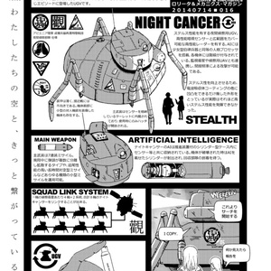 Lolita&Mechanics1~4総集編『REUNION』WEB再版Ver.