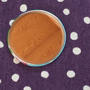パパラチアの缶ミラー