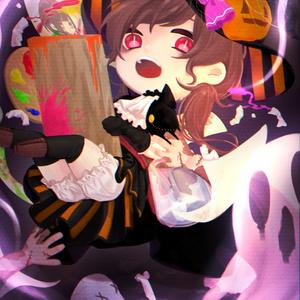 魔女+絵描き=???