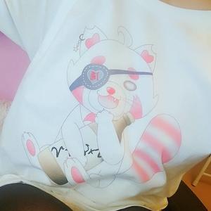 ひなまろTシャツ~リップメッセージカード付