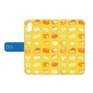 チーズのiPhoneケース