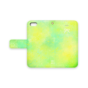 ミモザのiPhoneケース