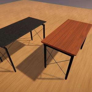 【3Dモデル】家具セット