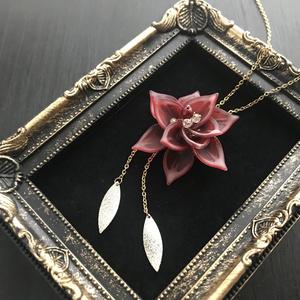 【受注製作】《リュミエの花》亜種・竜華