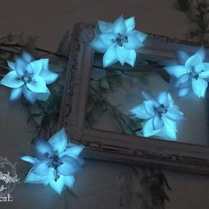 【受注製作】《リュミエの花》変種・水彩(夏季限定)