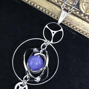 《クロノスの環》タンザナイト・シルバー