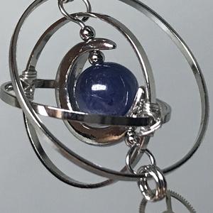 《クロノスの環》サファイア・シルバー
