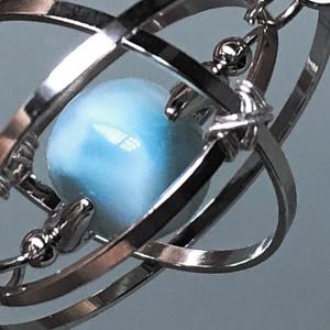 《クロノスの環》ラリマー・シルバー