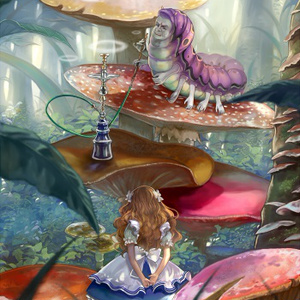 cocoronica:02    -Alice in Wonderland-
