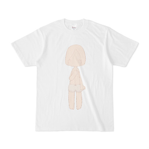 おへそTシャツ