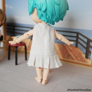 【ねんどーるGirl】夏のワンピース