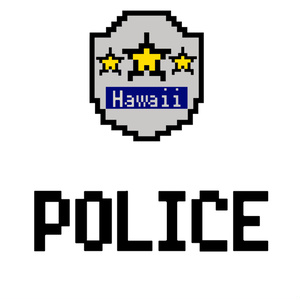 POLICE×Hawaii