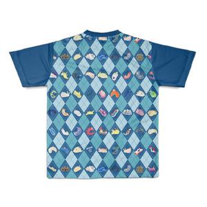 ウミウシアーガイルフルグラTシャツ