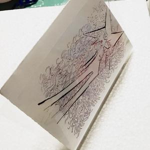 透明の小さい画集 A6