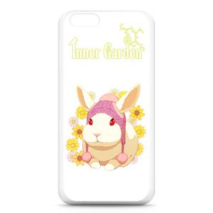 ニットうさぎiPhone6用ケース