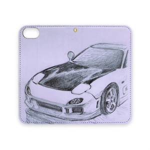 RX-7iPhone8/7ケース