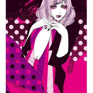 創作 ピンク