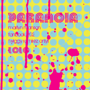 【普通郵便】Paranoia