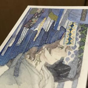 ATC「迷いの糸雨(しう)」