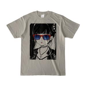 サングラスTシャツ(カラー)