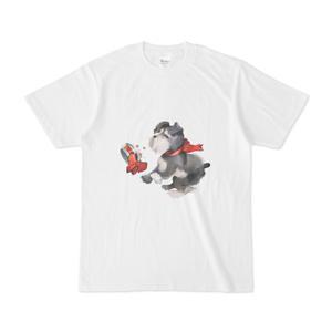 シュナウザーTシャツ