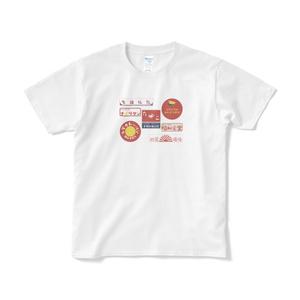 ホーロー看板イメージTシャツ