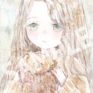 ミニ原画 / 1、2月