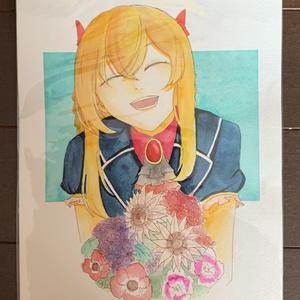 乱藤四郎 原画