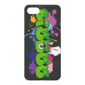 Bioooo グラフィティ iPhone7 ケース