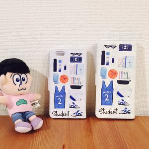 【バス先】スマホケース(iPhone6/6s)