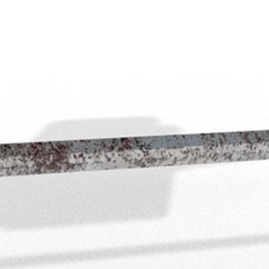 fbxモデル 片手剣/両刃剣「Slicer」