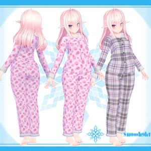 「イヨ」用衣装モデル 『パジャマ』