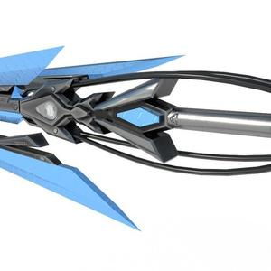 fbxモデル  具現槍「PhantomSpear」