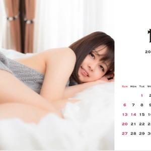 2019年オリジナル卓上カレンダー