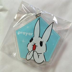 ウサギの祈り