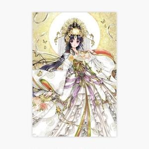 花乙女第3集ポストカードセット