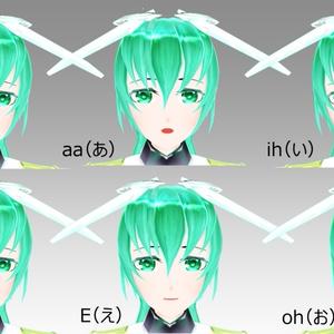 オリジナル3Dモデル「フレール_R.ソールアンシア」