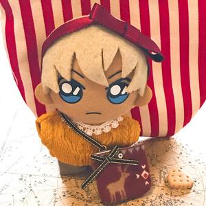 冬のトナカイさんバッグ