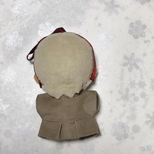 王冠のコーデュロイコート[カフェモカ色]