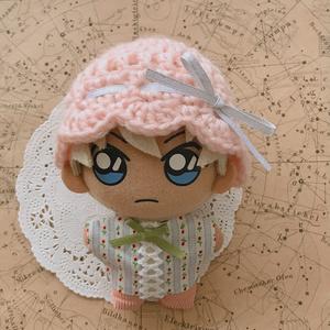 マドモアゼル風の帽子
