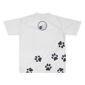 柴犬Tシャツ白