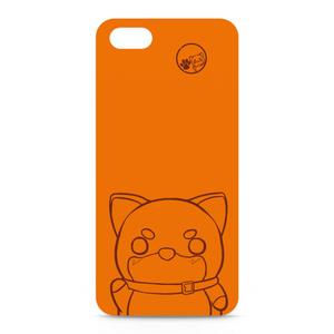 柴犬iPhoneケース5・6・7・キャラメル