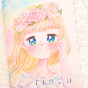 tiara イラスト集