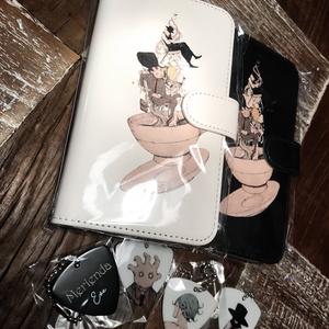 メリエンダ 手帳型スマホケース
