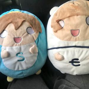 蒼 追加公演 ビーズクッション(大)