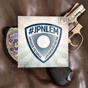 #JPNLEMステッカー