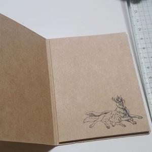 オオカミのメモ帳