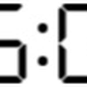 【apng素材】ユドナリウム等で使えるタイマー