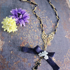 Collar×Malice市香モチーフネックレス