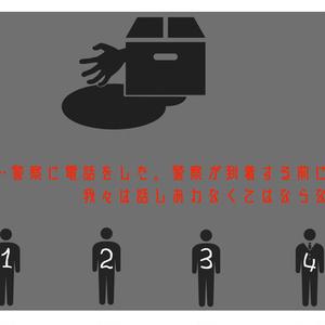 【インセイン】圧縮梱包された人間の死体【シナリオ】